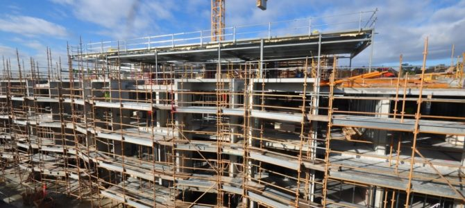 Raste optimizam u graditeljstvu, sagrađena 6903 stana